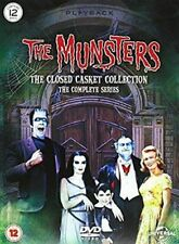 The Munsters Seasons 1 to 2 Complete BOXSET UK DVD