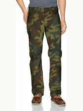 New listing Levi's Men's 541 Athletic Fit Camo Jeans Green Size 42X30