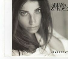 (FX236) Ariana & The Rose, Heartbeat - DJ CD