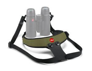 Genuine Leica Neoprene Binocular Sport Strap black/brown/orange/green