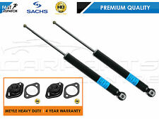 FOR BMW Z3 97-03 SACHS REAR SHOCK ABSORBER SHOCKER MEYLE HD HEAVY DUTY MOUNTS