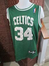 Paul Pierce Boston Celtics Jersey Size 48 Green NBA Adidas