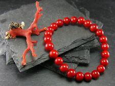 Pulsera Coral 100% Natural.