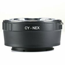 Contax Yashica C/Y CY Lens to Sony NEX-3 NEX-5 NEX-7 NEX-5N NEX-3C