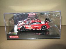 872P Carrera 20027601 Audi RS 5 DTM #33 Rast Slot + Boite 1:30 Voiture Circuit