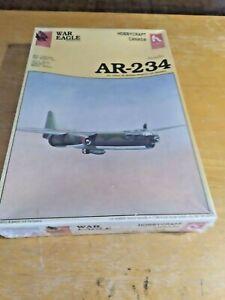 1989 HOBBY CRAFT Model ARADO AR-234 Kit #HC1671