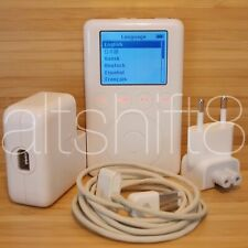  APPLE IPOD DOCK CONNECTOR A1040 M8976 3G 10GB 3RD GENERATION CLASSIC