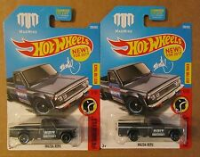 Two (2) Hot Wheels MAZDA REPU ~ HW Daredevils ~ New For 2017 ~ Mad Mike