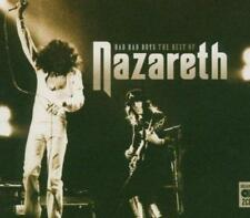 NAZARETH - BAD BAD BOYS : THE VERY BEST OF 2CDs (New & Sealed) Greatest Hits