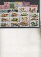 LOT DE 22 ANCIENNES COLONIES FRANCAISE 2 timbres + de 6 € de cote
