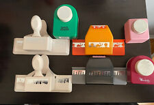 scrapbook punches lot
