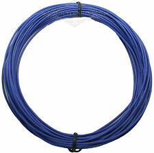 1-p 3M Stranded Flexible Hookup Wire Cable Tinned  ROHS PVC Insulator 24AWG Blue