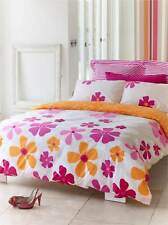 Tahiti Pink Queen Size Quilt Doona Cover Set - 225TC Percale