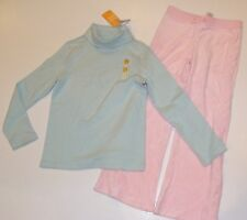 Gymboree Fairy Wishes Girls Size 6 Turtleneck Blue Top Pink Velour Pants NWT NEW