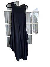 marithe francois girbaud Black Dress Uk8