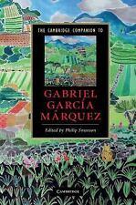 The Cambridge Companion to Gabriel Garciá Márquez (Cambridge-ExLibrary