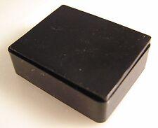Mini ABS plástico Caja Proyecto Electrónico 36x28x10mm T1 OL0291