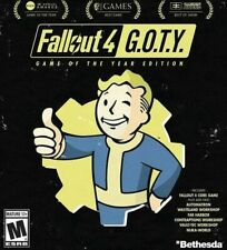 Fallout 4 : Game Of The Year Edition (GOTY) PC Steam [KEY ONLY!] FAST Delivery