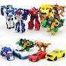 New Optimus Prime Bumblebee Transformers Robot Action Figure Kids toys Xmas Gift