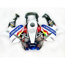 Nuovo ABS Vernice Carene Carenatura Per Honda CBR 600RR F5 2003 2004 (H)