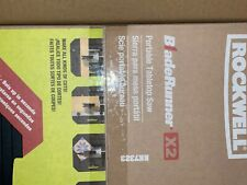 New listing Rockwell Blade Runner X2 Table Top Saw New in Box