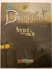Through the Breach Wyr30206 Penny Dreadful Fire in the Sky Rpg Adventure Book