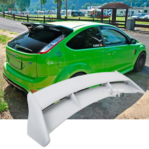 For Ford Focus II 2004-2011 Spoiler RS Style