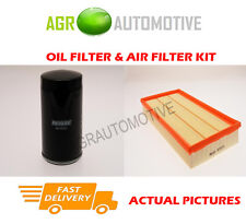PETROL SERVICE KIT OIL AIR FILTER FOR VOLKSWAGEN GOLF 1.6 101 BHP 1997-04