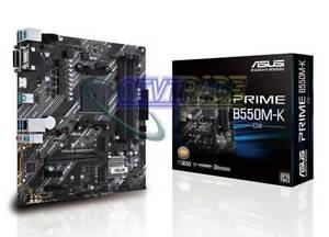 Asus PRIME B550M-K Motherboard CPU AM4 AMD