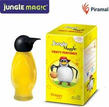 Jungle Magic Penggy Fruity Perfume, Yellow, 60 ml -Helps in making a child feel