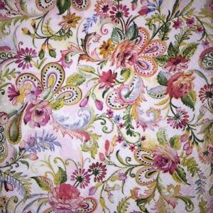 4 x Single Paper Napkins - Decoupage - 3 Ply - Craft - Paisley Floral Pinks B37