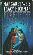 The Paladin of the Night, Margaret Weis & Tracy Hickman. Rose of the Prophet 2