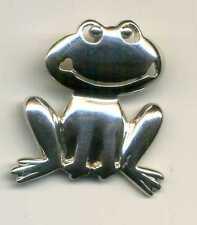 Ketten Anhänger Frosch Silber 925 Top M_756
