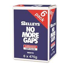 Selleys 475g No More Gaps Multipurpose Filler - 6 Pack SELLYS White