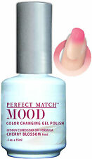 LeChat Perfect Match Mood Changing Gel Color Cherry Blooms -  0.5 oz - MPMG17