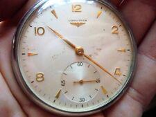 Longines  orologio da tasca 1920 funzionante revisionato