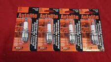4 x Autolite 295 Non-Resistor Spark Plug Free SHIPPING!