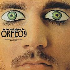 TITO SCHIPA JR. Orfeo 9  2CD  italian prog