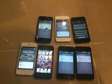 Lots 7 Apple ipod touch 4th Generation 8gb Bad LCD