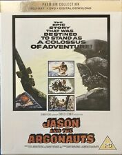 Jason & The Argonauts Premium Collection (Official Blu-Ray & DVD) Free Post