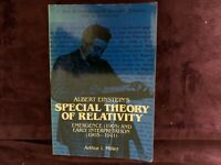 Albert Einstein's Special Theory of Relativity 1981 edition  paperback book
