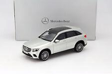 Mercedes-Benz GLC-Klasse (X253) Coupe Baujahr 2015 iridium silber 1:18 Norev