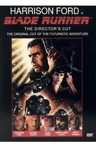 Blade Runner - The Director's Cut [Region 1] - DVD - New - Free Shipping.