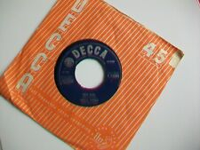 """SMALL FACES - HEY GIRL - UK 7"""" - DECCA F.12393, 1966, PLAYS VERY GOOD + COND."""