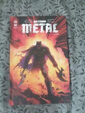 BD BATMAN METAL tome 1 la forge comics DC Urban en français