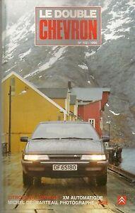 LE DOUBLE CHEVRON 102 BOITE DE VITESSE DE LA CITROEN XM AUTOMATIQUE NORVEGE ASIE
