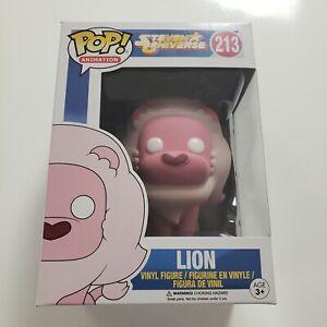 Lion Funko Pop! Animation 213 Steven Universe Vinyl Figure Series 2