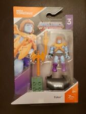 Mega Construx Masters of the Universe Faker - New in stock