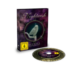NIGHTWISH Blu-ray - Decades Live In Buenos Aires New Video Performance