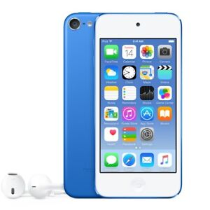 NEW Apple iPod touch 6th Generation 16GB, 32GB, 64GB, 128GB